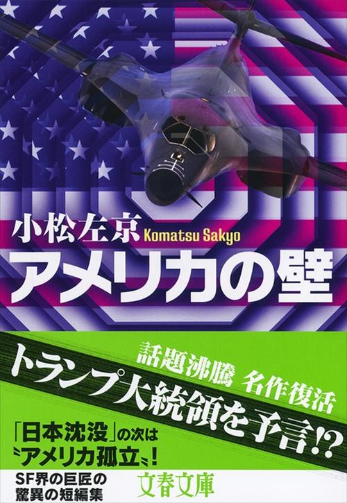 『アメリカの壁』カバー